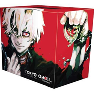 Produktbilde for Tokyo Ghoul Complete Box Set - Includes vols. 1-14 with premium (BOK)