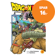 Produktbilde for Dragon Ball Super, Vol. 6 (BOK)