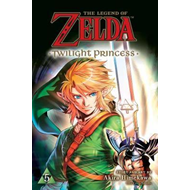 Legend of Zelda: Twilight Princess, Vol. 5 (BOK)