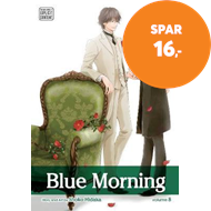 Produktbilde for Blue Morning, Vol. 8 (BOK)