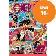 Produktbilde for One Piece, Vol. 92 (BOK)