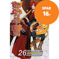 Produktbilde for D. Gray-man, Vol. 26 (BOK)