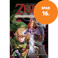 Produktbilde for The Legend of Zelda: Twilight Princess, Vol. 6 (BOK)