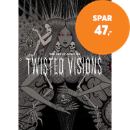 Produktbilde for The Art of Junji Ito: Twisted Visions (BOK)