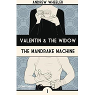 Produktbilde for Valentin and The Widow: The Mandrake Machine (BOK)