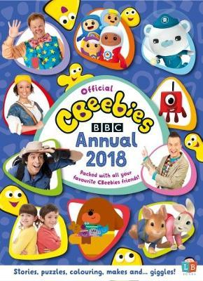 CBeebies Official Annual 2018 (BOK)