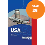 Produktbilde for Airport Spotting Guides USA - (2nd Edition) (BOK)