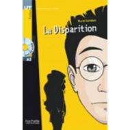 Disparition - Livre & CD Audio (BOK)