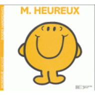 Collection Monsieur Madame (Mr Men & Little Miss): M. Heureux (BOK)