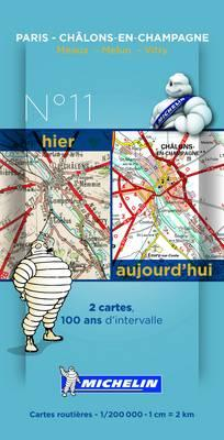 Paris - Chalons Centenary Maps (BOK)