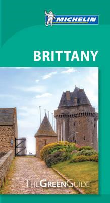 Michelin Green Guide Brittany (BOK)