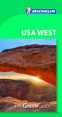 USA West - Michelin Green Guide (BOK)