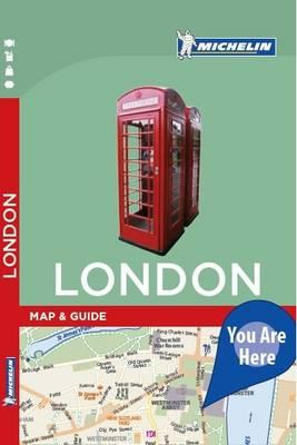 You Are Here Guide London (BOK)