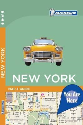 You Are Here Guide New York City (BOK)