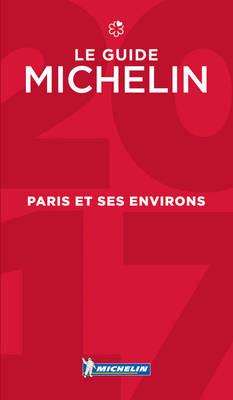 Paris & Ses Environs  - Michelin Guide (BOK)
