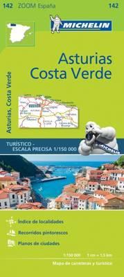 Asturias Costa Verde - Zoom Map 142 (BOK)