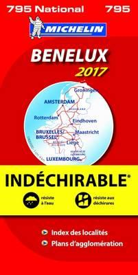 Benelux 2017 - High Resistance National Map 795 (BOK)