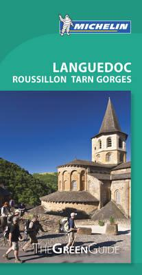Languedoc Rousillon Tarn Gorges - Michelin Green Guide (BOK)