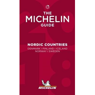 Nordic Guide 2018 the Michelin guide (BOK)