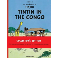 Tintin in the Congo (BOK)