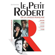 Petit Robert Langue Francaise Dictionnaire 2016: Monolingual (BOK)