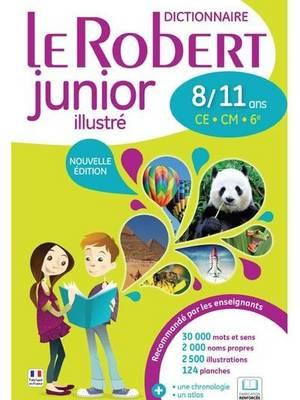 Robert Junior Illustre 8-11 Yrs (BOK)