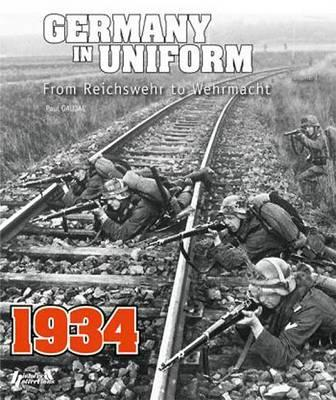 German Uniforms - 1934 (BOK)