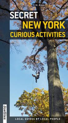 Secret New York - Curious Activities (BOK)
