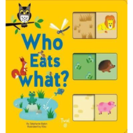 Who Eats What? (BOK)