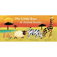 My Little Box of Animal Books (BOK)