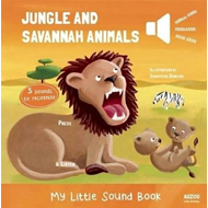 Jungle and Savannah Animals (BOK)