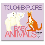Baby Animals: Touch and Explore (BOK)