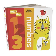 Produktbilde for Fold-a-Flap: Numbers (BOK)