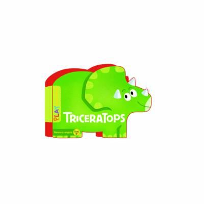 PlayShapes: Triceratops (BOK)