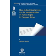 Non-Judicial Mechanisms for the Implementation of Human Righ (BOK)
