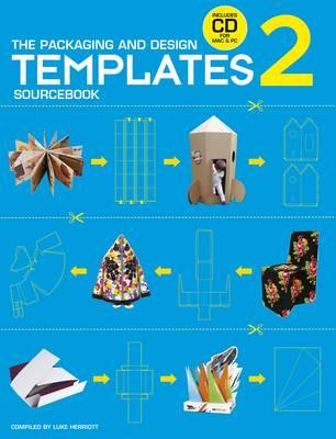 Packaging and Design Templates Sourcebook 2 (BOK)
