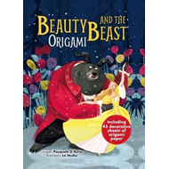 Beauty and the Beast and Characters in Origami (BOK)