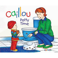Caillou: Potty Time (BOK)