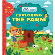 Little Explorers: Exploring the Farm (BOK)