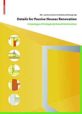 Details for Passive Houses: Renovation (BOK)