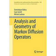 Analysis and Geometry of Markov Diffusion Operators (BOK)