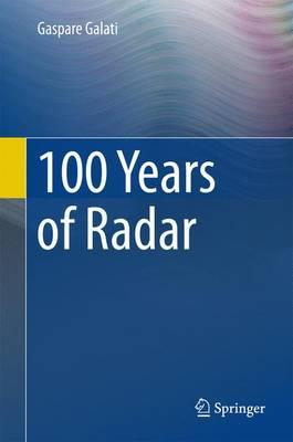 100 Years of Radar (BOK)