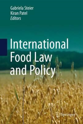 International Food Law and Policy (BOK)