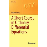 Short Course in Ordinary Differential Equations (BOK)