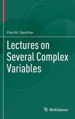 Lectures on Several Complex Variables (BOK)