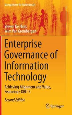 Enterprise Governance of Information Technology (BOK)
