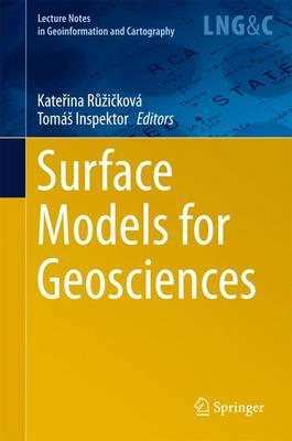Surface Models for Geosciences (BOK)