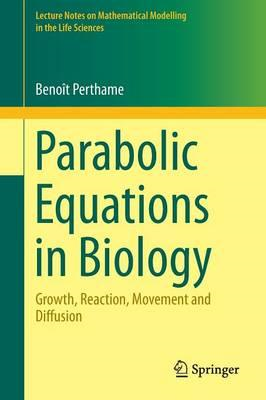 Parabolic Equations in Biology (BOK)