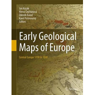 Early Geological Maps of Europe (BOK)