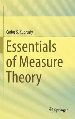 Essentials of Measure Theory (BOK)